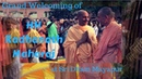 Grand Welcoming of HH Radhanath Swami Maharaj in Sri Dham Mayapur 2017