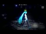 Vocaloid _ Miku Hatsune _ DECO27- (Ghost Rule )