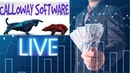 Calloway Software General Trading Session $280 Profit Even With A Losing Trade Live