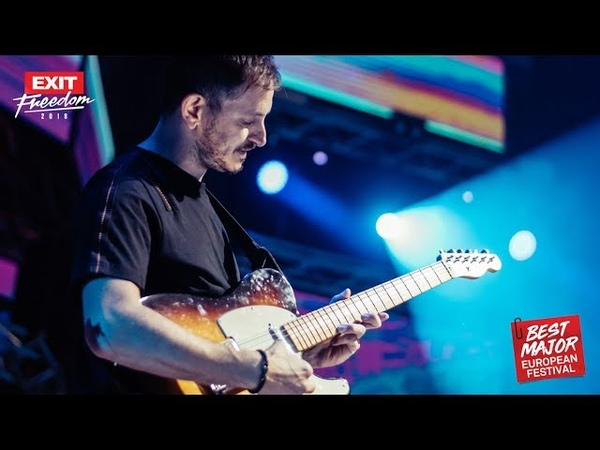 EXIT 2018 BURAK YETER Live @ Main Stage FULL PERFORMANCE