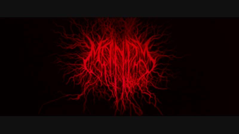 Mandy (Black Metal Logo)