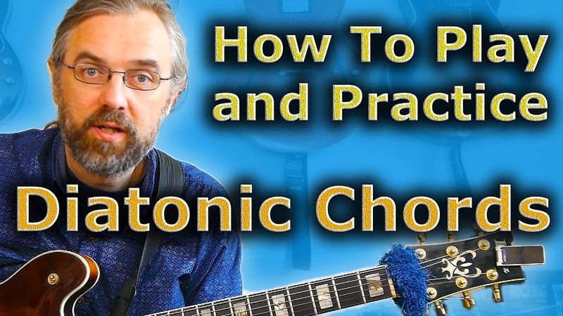 Diatonic Chords Exercises - The Most Useful Important