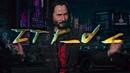 Cyberpunk 2077 Intro ZTP DC samurai