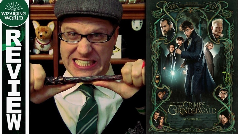 Fantastic Beasts The Crimes of Grindelwald - A Frustrated Fans Review