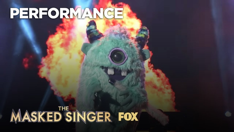 16 янв. 2019 г. Season 1 Ep. 3 The Monster Performs I Don't Want To Be | Season 1 Ep. 3 | THE MASKED SINGER