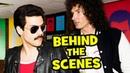 Behind The Scenes on BOHEMIAN RHAPSODY - Movie B-Roll Bloopers