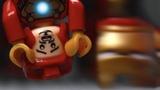 IRON MAN 3 IN LEGO