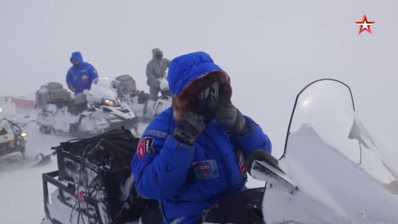 ЦСН Сенеж ССО МО России в Арктике. Часть 2 | Специальные подразделения России | СПР
