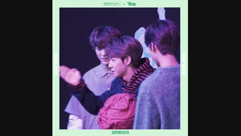[STATION] ⠀⠀⠀⠀⠀⠀⠀⠀⠀⠀⠀⠀⠀⠀⠀⠀ 🎧 예리X런쥔X제노X재민 'Hair in the Air' : 2018.12.13. 7PM (KST) ⠀⠀⠀⠀⠀⠀⠀⠀⠀⠀⠀⠀⠀⠀⠀⠀ 예리 YERI 런쥔 RENJUN 제노