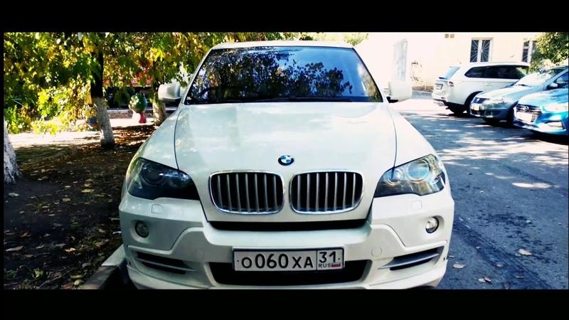 Кратко о BMW X5 Hamann