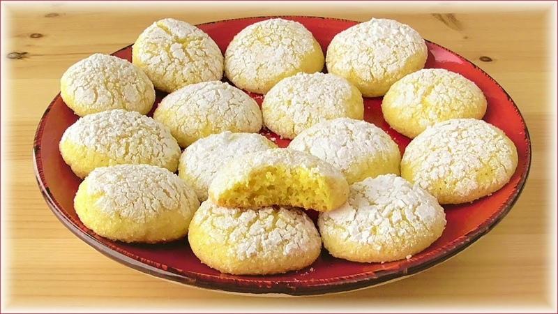 Фантастика печенье на манной крупе и растительном масле