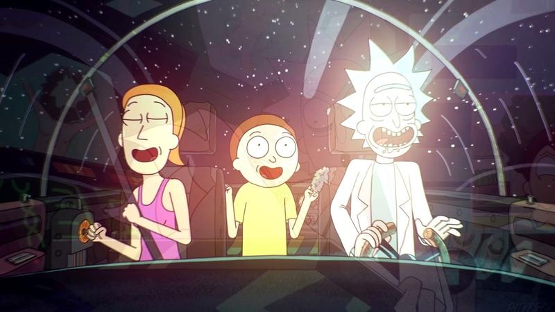 I'll be okay. bye morty [Rick and Morty AMV Edit]