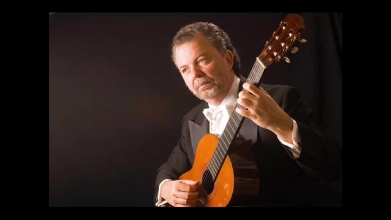 Manuel Barrueco_ Bach Partita n.2 in D minor for violin