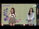 181009 Hyojung x Seunghee Oh My Girl Autumn Morning orig IU @ The Show