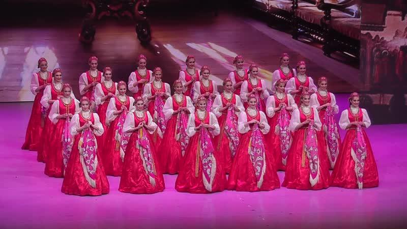 Сударушка хороводный танец 15 12 2018