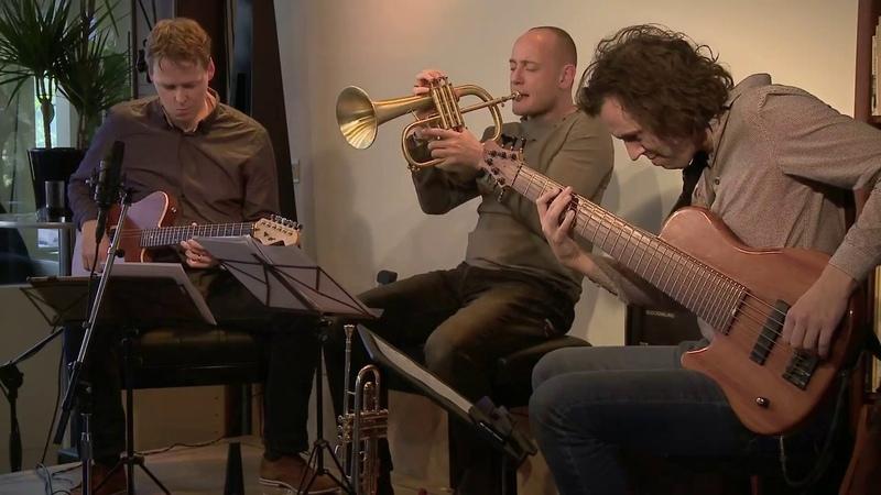 Gitaarsalon Trio Tim Langedijk feat. Jan van Duikeren - La Chanson des Vieux Amants