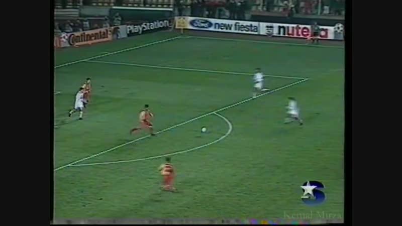 Galatasaray 3 - AC Milan 2 (03.11.1999) öncesi ve sonrasıyla