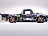 Ken Blocks  Hoonitruck FORD F150