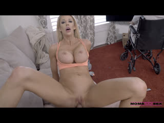 Momsteachsex courtney taylor [cumming with mom]