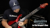 Symphony X - In The Dragon's Den - Guitar Solo Cover + Backing Track