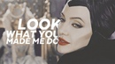 Dont like your perfect crime maleficent