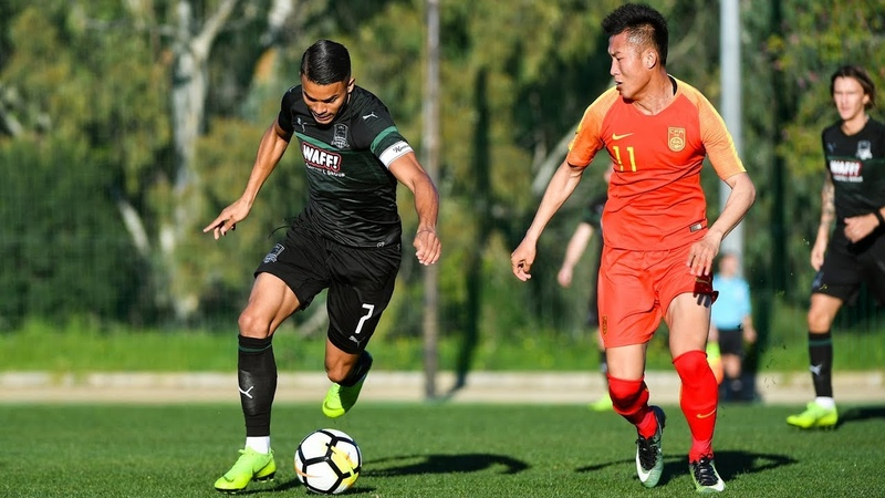 Видеообзор контрольного матча «Краснодар» – Сборная Китая U-25