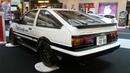 📹 V-Log | Toyota Sprinter Trueno (AE86) On Nasmoco Great 58th Anniversary From Zero To Hero