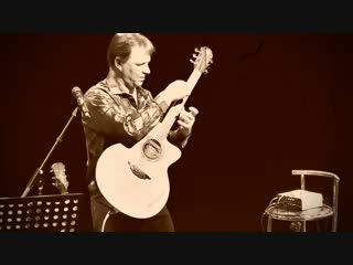 Vitaly Makukin The Entertainer (Scott Joplin). Nice Guitar Festival Oct. 2016 1902 Movie Style
