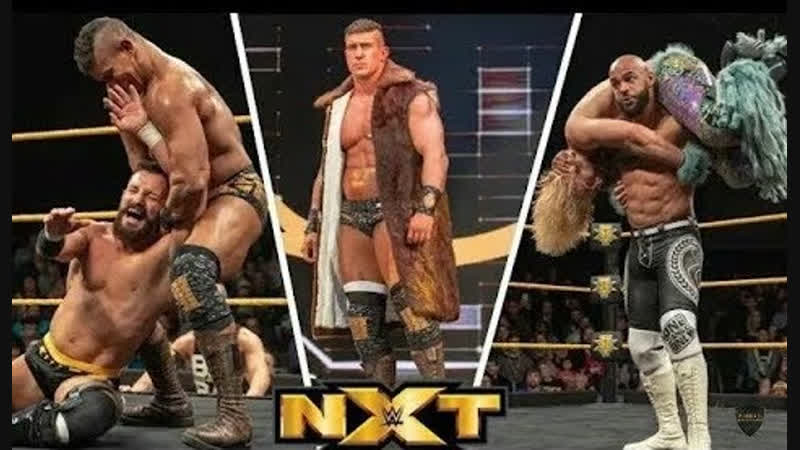 [Wrestling Ukraine]Highlights]WWE NXT 12 December 2018 HD]Огляд Українською]