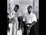 The Frim Fram Sauce - Ella Fitzgerald &amp Louis Armstrong (1946)