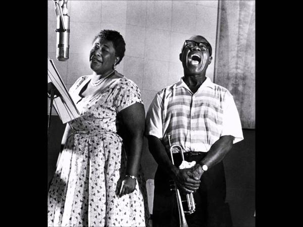 The Frim Fram Sauce - Ella Fitzgerald Louis Armstrong (1946)