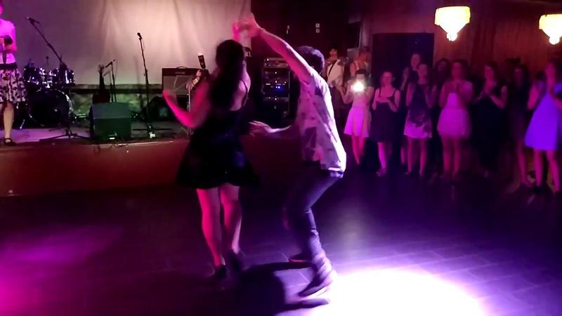 Tiago Moraes and Anna Pak Moscow 2017 show