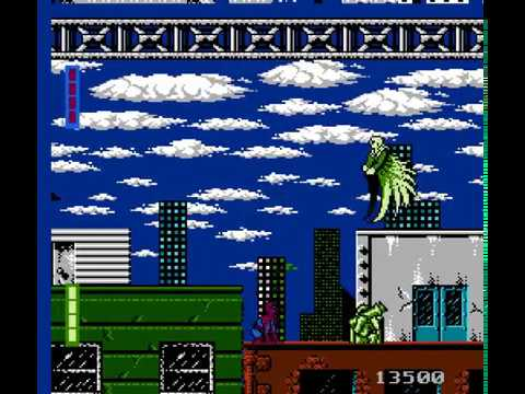 Spider-Man Return of the Sinister Six (NES) Full Longplay