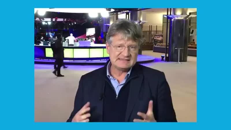 Prof Dr Jörg Meuthen AfD und Dr Alice Weidel AfD laden zum Landesparteitag in BW ein