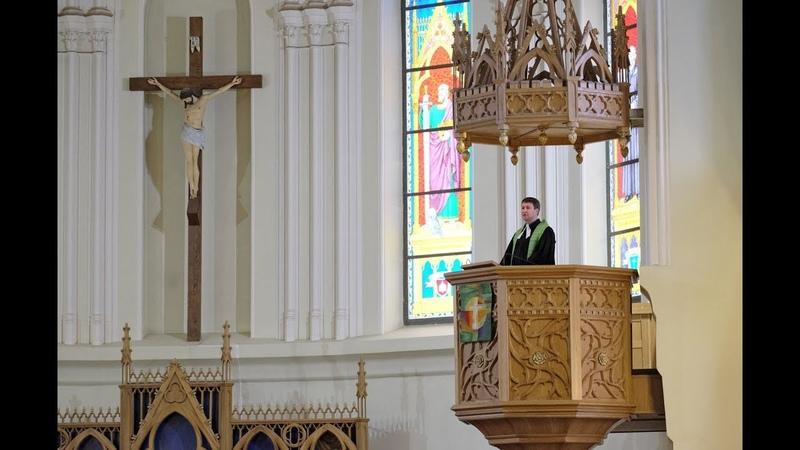 Праздник Сретения Господня. Проповедь - пастор Виктор Вебер.
