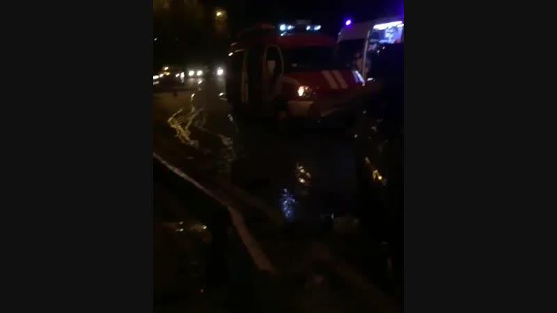 На Кичкасе в ДТП погиб таксист, перевозивший пассажира В Запорожье пьяный на «Ауди» смял «Славуту»