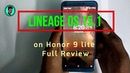 Android 8 1 in Honor 9 Lite Full Review Buggy