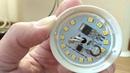 Как самому легко починить светодиодную led лампочку