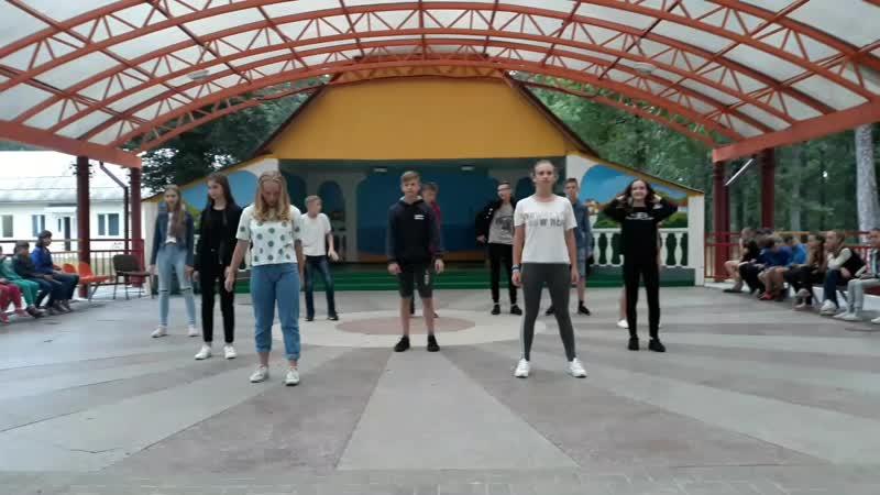 Лагерь 2018 г. - Мушкетеры