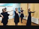 """Женская лезгинка Школа кавказских танцев «Melik"""""""