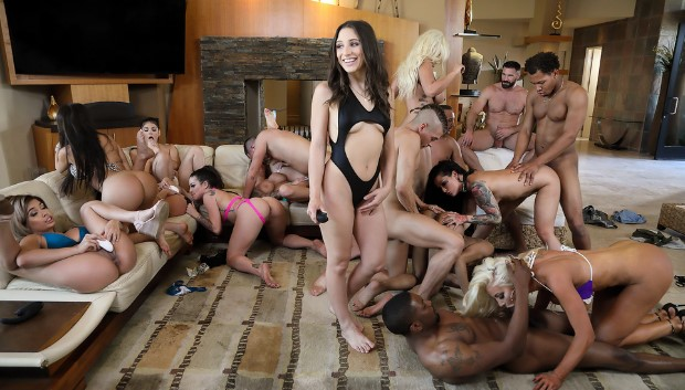 ZZSeries - Brazzers House 3: Episode 3