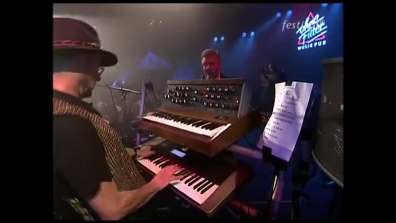 Manfred Manns Earth Band Father Of Day Father Of Night Live at SWF 1999