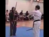 Master Fusei Kise - Bo Basics (Matsumura Shorin Ryu &amp Kenshin Kan)
