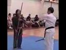 Master Fusei Kise Bo Basics Matsumura Shorin Ryu Kenshin Kan