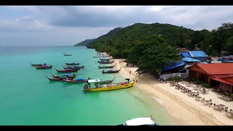 Достопримечательности архипелага Пхи Пхи - Phi Phi Attraction6
