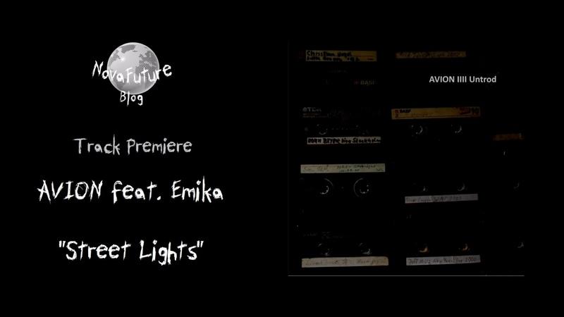 AVION feat. Emika - Street Lights [CROSSINGLP01 | Crossing | Premiere]