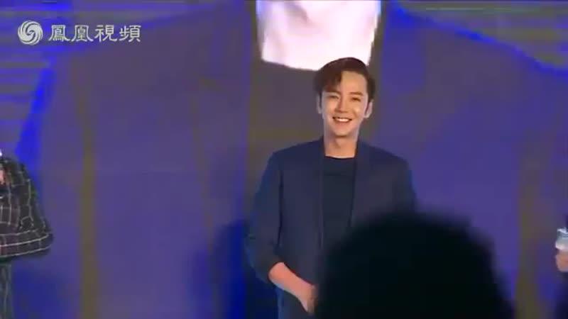 [26.04.2014] 張根碩Caffe bene 北京見面會完整過程2014 Jang Keun Suk Beijing