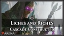 Liches and Riches Cascade Constructed Deck - Magic / Arena