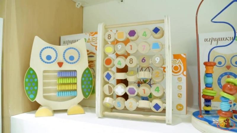 производство деревянных игрушек