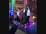 Юлия Ковальчук на марафоне МУЗ-ТВ 22 часа в прямом эфире